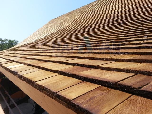 cedar roof,หลังคาซีด้าร์, หลังคาไม้ซีด้าร์,ซีด้าร์